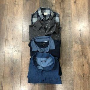 Men's Dress Shirt Bundle